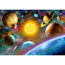 Puzzle Castorland 500 Outer space