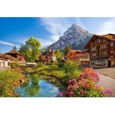 Puzzle Castorland 500 Kandersteg Switzerland