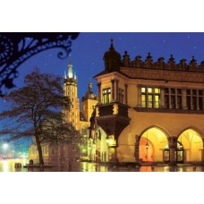 Puzzle Castorland 1000 Cracowia, Polonia---