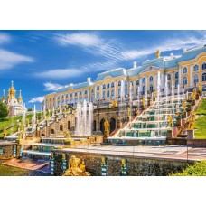 Puzzle Castorland 1000 Peterhof Palace St. Petersburg Russia
