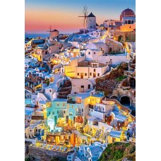 Puzzle Castorland 1000 Santorini Lights
