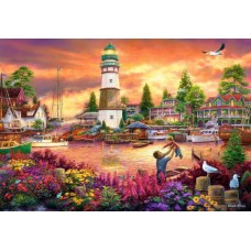 Puzzle Castorland 1000 Chuck Pinson : Love lifted me