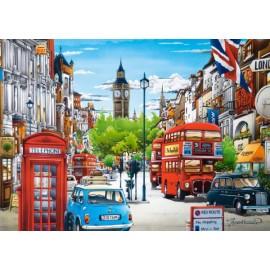 Puzzle Castorland 1500 Macneil : London