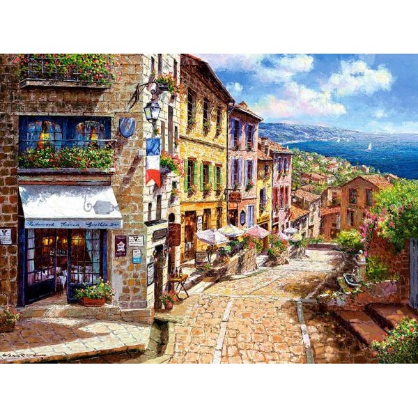 Puzzle Castorland 3000 Afternoon in Nice