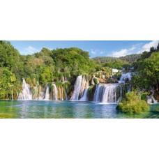 Puzzle Castorland 4000 Krka Waterfalls, Croatia