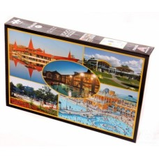 Puzzle Piatnik 1000 Hungarian Thermal Spas