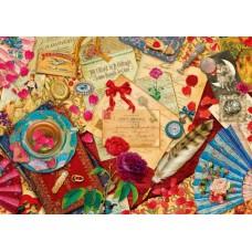 Puzzle Schmidt 1000 Vintage love letters