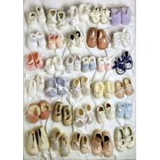 Puzzle Schmidt 500 Baby shoe
