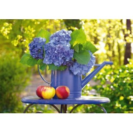 Puzzle Schmidt 500 WATERING CAN WITH HORTENSIA