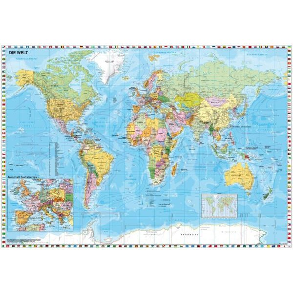 Puzzle Schmidt 1500 THE WORLD