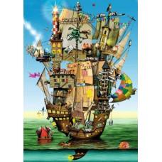 Puzzle Schmidt 1000 Colin Thompson : Arca lui Noe