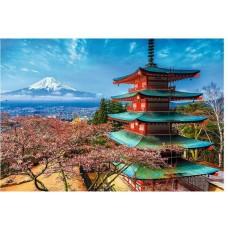 Puzzle Trefl 1500 Mount Fuji