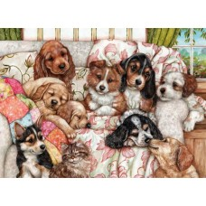 Puzzle Anatolian - Puppies 1000 piese (3162)