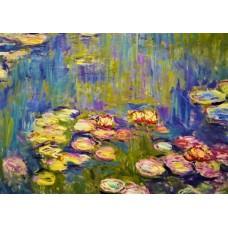 Puzzle Bluebird - Claude Monet: Nympheas 1000 piese (60044)