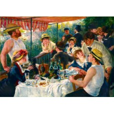 Puzzle Bluebird - Auguste Renoir: Luncheon of the Boating Party 1881 1000 piese (60048)