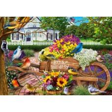 Puzzle Bluebird - Bed & Breakfast 1000 piese (Bluebird-Puzzle-70226-P)