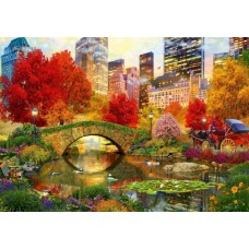 Puzzle Bluebird - Central Park NYC 4000 piese (Bluebird-Puzzle-70256-P)