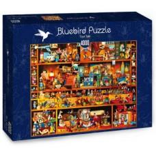 Puzzle Bluebird - Toys Tale 4.000 piese (Bluebird-Puzzle-70260-P)