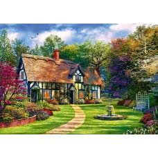 Puzzle Bluebird - Dominic Davison: The Hideaway Cottage 1000 piese (70312-P)