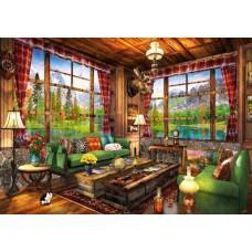 Puzzle Bluebird - Dominic Davison: Mount Cabin View 1000 piese (70336-P)