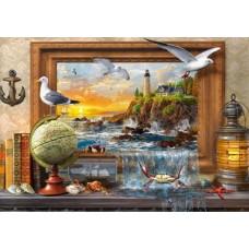 Puzzle Bluebird - Dominic Davison: Marine to Life 1000 piese (70346-P)