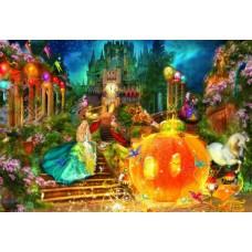 Puzzle Bluebird - Cinderella 260 piese (70387)