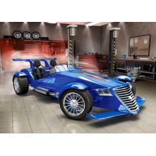 Puzzle Castorland - Ready for Race 180 piese (018406)