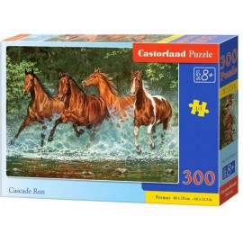 Puzzle Castorland 300 CASCADE RUN