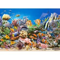 Puzzle Castorland - 260 de piese - Colour of the Ocean