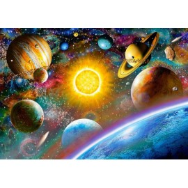 Puzzle Castorland 500 Adrian Chesterman: Outer space---