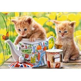Puzzle Castorland - 500 de piese - Tea Time