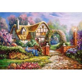 Puzzle Castorland 500 WILTSHIRE GARDENS