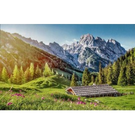 Puzzle Castorland 500 Summer in the Alps