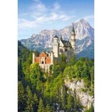 Puzzle Castorland - 1000 de piese - Neuschwanstein, Germania