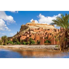 Puzzle Castorland - 1000 de piese - Ajt Bin Haddu, Morocco