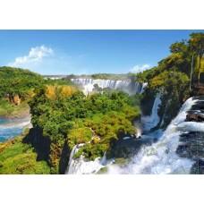 Puzzle Castorland - 1000 de piese - Iguazu Falls, Argentina
