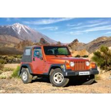 Puzzle Castorland - 1000 de piese - Jeep Wrangler