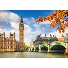Puzzle Castorland - 1000 de piese - The Heart of London