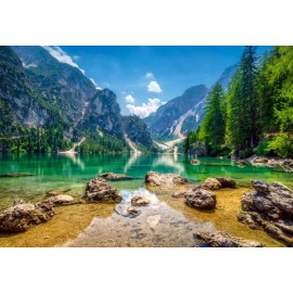 Puzzle Castorland - Heaven's Lake 1000 piese