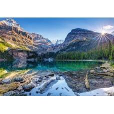 Puzzle Castorland - 1000 de piese - Lake O'hara Canada