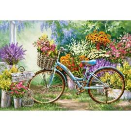 Puzzle Castorland 1000 DONA GELSINGER : The Flower Mart