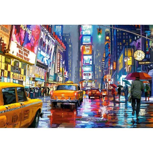 Puzzle Castorland 1000 Macneil : Times Square