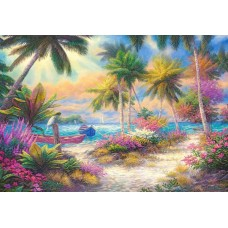 Puzzle Castorland - Isle of Palms 1000 piese