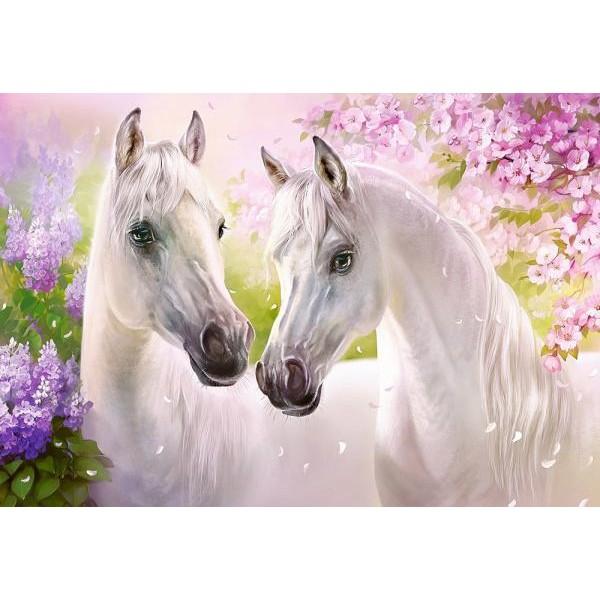 Puzzle Castorland 1000 Romantic Horses