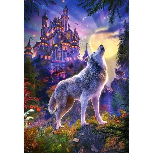 Puzzle Castorland 1000 WOLF CASTLE