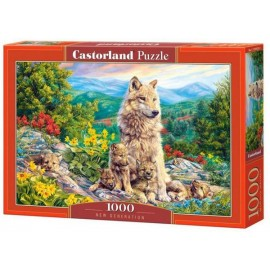 Puzzle Castorland - New Generation 1.000 piese (104420)