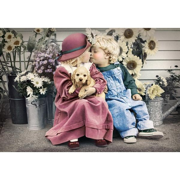 Puzzle Castorland - First Love 1.000 piese (104451)