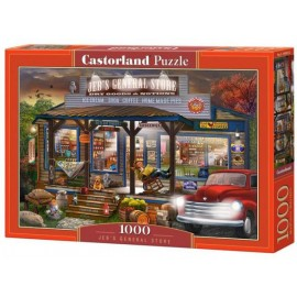Puzzle Castorland - Jeb's General Store 1.000 piese (104505)