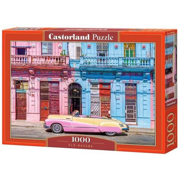 Puzzle Castorland - Old Havana 1.000 piese (104550)