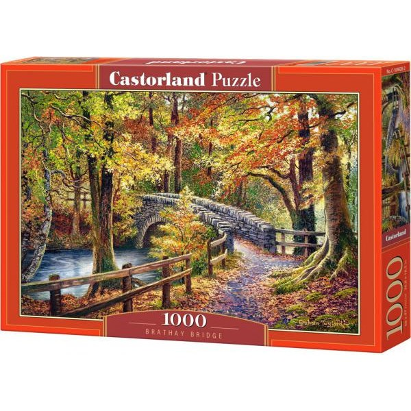 Puzzle Castorland 1000 Brathay Bridge